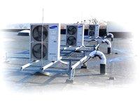 Naprawę i serwis systemów klimatyzacji - zdjęcie