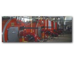 Detektory gazu (metanu, propanu-butanu), tlenku węgla dla kotłowni - zdjęcie