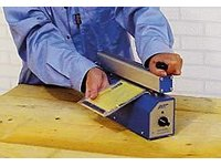 Zgrzewarki stołowe do pakowania produktów w folię - zdjęcie
