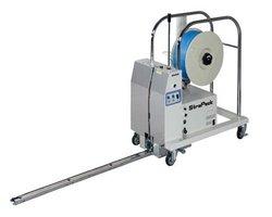 Maszyna do spinania towarów na paletach - zdjęcie