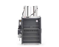 Pionowa prasa belująca HSM V-Press 860 - zdjęcie