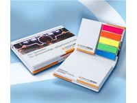 Zestawy notesów samoprzylepnych w twardej oprawie - Set 1 - zdjęcie