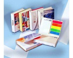 Zestawy notesów samoprzylepnych w twardej oprawie - Set 2 - zdjęcie
