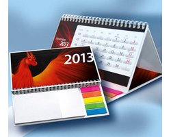 Hardcover-Set z kalendarzem - zdjęcie