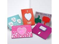 Zestaw notesów samoprzylepnych P25 Kartki okolicznościowe - zdjęcie