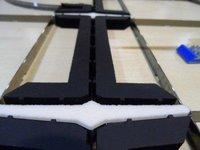 Pudła z tektury falistej - matryce stalowe - zdjęcie