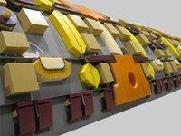 Wykrojniki rotacyjne - zdjęcie