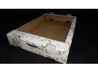 Pudełka kartonowe na ciasta i pączki 30x40 oraz 40x60 - zdjęcie