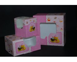 Pudełka na muffinki i ciastka 'Babetki' - zdjęcie