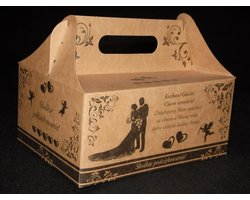Pudełka weselne 'Eco' - zdjęcie