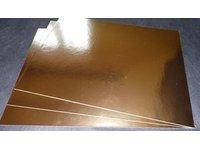 Podkłady prostokątne pod torty gram 2400 - zdjęcie