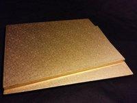 Podkłady angielskie prostokątne pod torty grubość 1,2 cm - zdjęcie