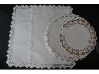 Serwetki dekoracyjne perliste - zdjęcie