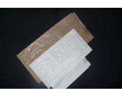 Torebki papierowe fałdowe - zdjęcie