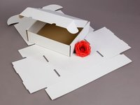 Karton składany 310x310x100h - zdjęcie
