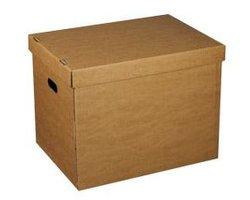 Pudełka fasonowe z wykrojnika - pudełko archiwizacyjne - zdjęcie