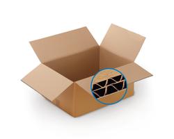 Kartony z tektury 5-warstwowej Rajabox - zdjęcie