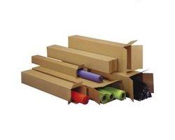 Kartony długie z otwarciem na krótkim boku - zdjęcie
