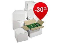 Kartony białe Rajabox - zdjęcie