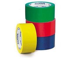 Taśma samoprzylepna PCV kolorowa RAJATAPE - zdjęcie