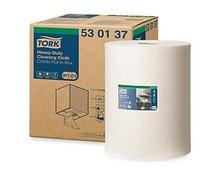 Czyściwo włókninowe wzmocnione białe TORK - zdjęcie