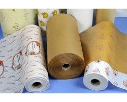 Papiery w arkuszach rolach - zdjęcie
