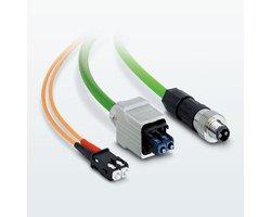Kable światłowodowe - zdjęcie