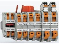 Złączki wysokoprądowe PTPOWER - zdjęcie