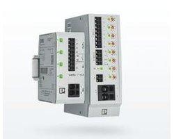 Wielokanałowe elektroniczne wyłączniki zabezpieczające - zdjęcie