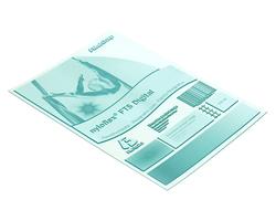 Fotopolimerowa płyta fleksograficzna nyloflex® FTS Digital - zdjęcie
