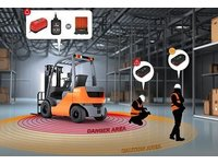 IPAS - System ostrzegawczy dla pieszych i wózków - zdjęcie