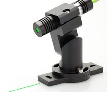 Wirtualna linia laserowa - zdjęcie
