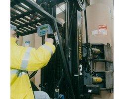 Wagi hydrauliczne do wózków widłowych - zdjęcie