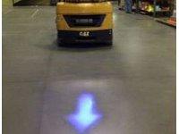 Strzałka ostrzegawcza LED - zdjęcie