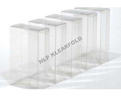 Przezroczyste foliowe pudełeczka - zdjęcie