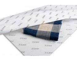 Papier pakowy bibułka 100 kg z nadrukiem - zdjęcie