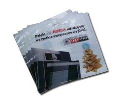 Reklamówka LDPE DKT 40x50cm z nadrukiem - zdjęcie