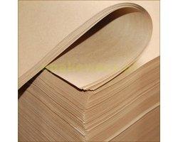 Papier pakowy makulaturowy szary 80-125 gr. - zdjęcie