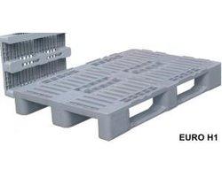 Palety plastikowe EURO H1 - zdjęcie