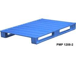 Palety metalowe płaskie typ PMP - zdjęcie