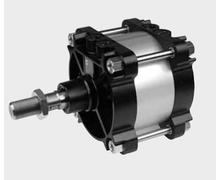 Siłowniki serii ISO 15552 z tuleją cylindryczną i śrubami ściągowymi - zdjęcie