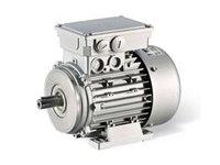 Silnik trójfazowy MF dostosowany do pracy z przemiennikiem częstotliwości - zdjęcie
