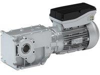 Silnik Lenze Smart Motor do pracy z zasilaniem sieciowym - zdjęcie