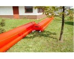 Zapory przeciwpowodziowe dwukomorowe - zdjęcie