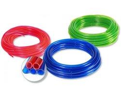 Wąż transparentny barwiony - zdjęcie