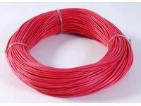 Koszulka elektroizolacyjna czerwona - zdjęcie