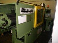 Wtrysk. Arburg 420C 1000-350, r.1999, 29000 h!!! - zdjęcie