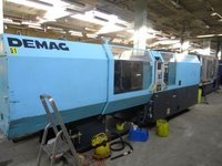 Wtryskarka DEMAG Ergotech 2500-1450 System, 1996 - zdjęcie