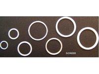 Pierścienie oporowe (7 rozmiarów) - zdjęcie