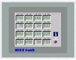 Panel dotykowy HERZ Typ VT525 - zdjęcie